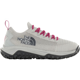 The North Face Truxel Zapatillas Mujer, high rise grey/ebony grey